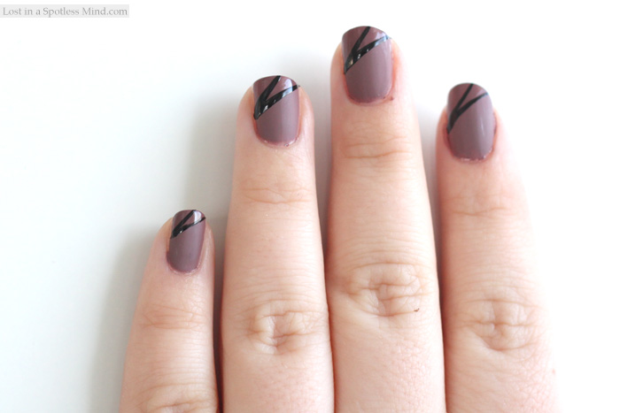 Nail art for hands