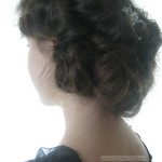Downton Abbey hair tutorial (Lady Sybil)