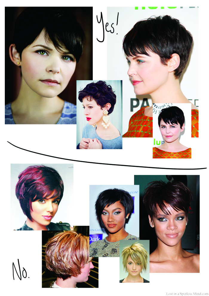 Pros And Cons Of A Pixie Cut Lost In A Spotless Mind