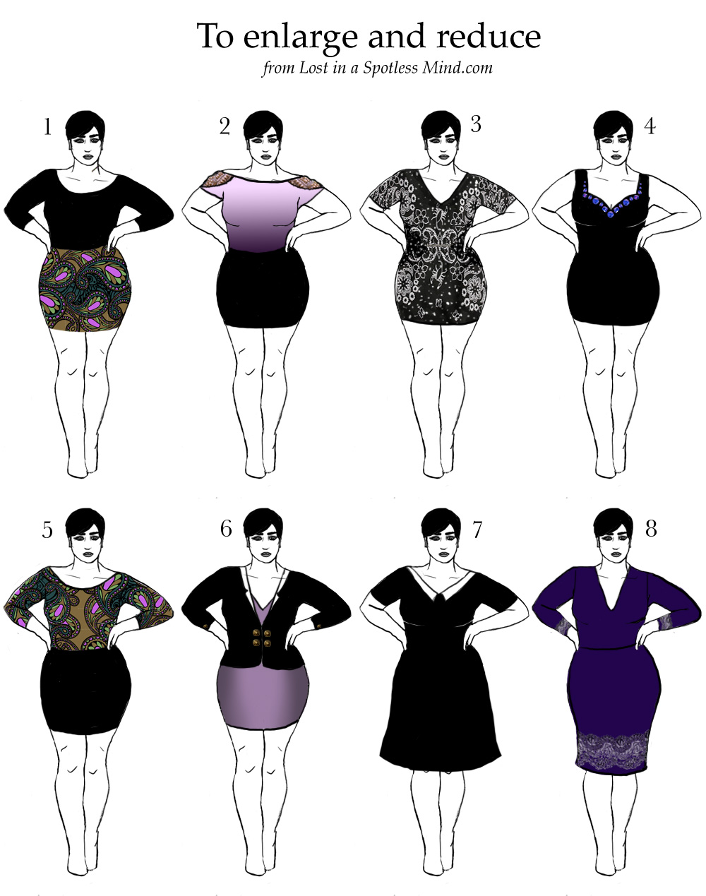 How To Understand Your Proportions And Dress For Your