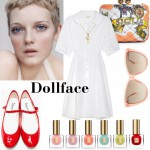 Polyvore: how to wear the little white dress