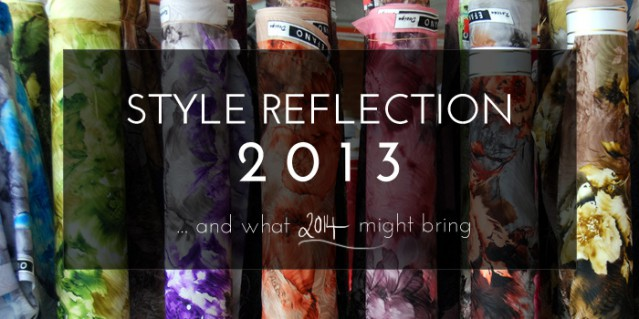 Style reflection 2013 | from lostinaspotlessmind.com